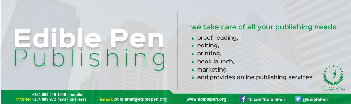 Edible Pen Publishing